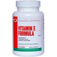 Vitamin E 400 IU Formula 100 капсул