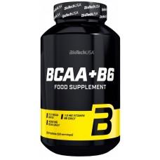 BCAA +B6 200 таблеток