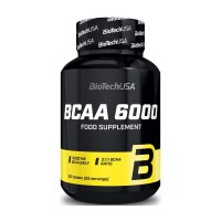 BCAA 6000 100 таблеток