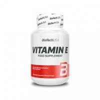 Biotech Vitamin E 100 капсул