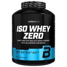 ISO WHEY Zero lactose free 2270 грамм