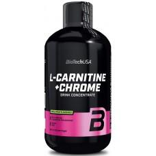 L-carnitine +chrome Liquid 500 мл