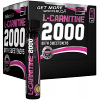 L-Carnitine 2000 мг + Ampoule 25 мл