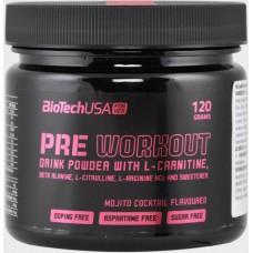 Pre Workout 120 грамм