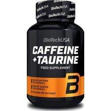 Caffeine+Taurine 60 капсул