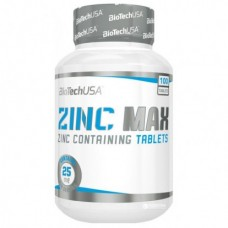 Zinc MAX 100 таблеток