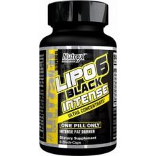 Lipo - 6 Black Intense 60 капсул
