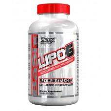 Lipo-6 Maximum Strength 120 капсул