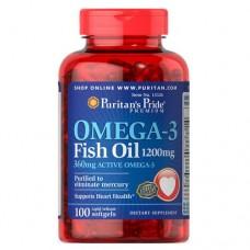 Omega 3 100 капсул