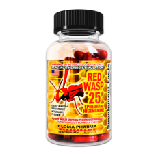 CPh Red Wasp 75 caps