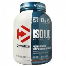 Dymatize ISO 100 Whey Hydrolyzed 1400 грамм