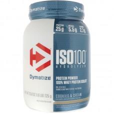 Dymatize ISO 100 Whey Hydrolyzed 726 грамм