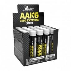 AAKG 7500 Extreme Shot 20x25 мл