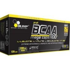 BCAA 1100 Mega Caps 120 капсул