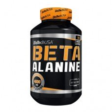 Beta-Alanine 90 капсул 4000мг