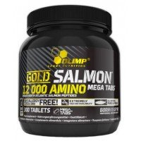 Gold Salmon 12000 Amino 300 таблеток