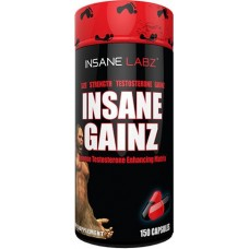 Insane Gainz 150 капсул