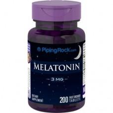 Melatonin 3 мг 200 таблеток