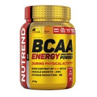 BCAA Energy Mega Strong Powder 500 грамм