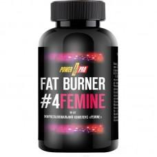 Fat Burner №4 FEMINE 90 капсул