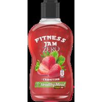 Фитнес-джем ZERO с карнитином 200 грамм