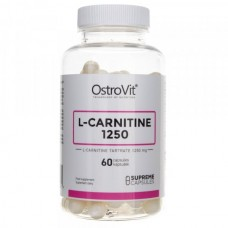 L-Carnitine 1250 60 капсул