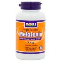 Melatonin 5 мг 180 капсул