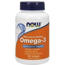 Omega-3 500 софт капсул