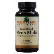 Food Based Men's Multi 60 таблеток
