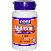 Melatonin 3 мг 60 капсул