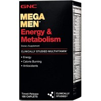 Mega Men Energy & Metabolism 180 капсул