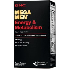 Mega Men Energy & Metabolism 90 капсул