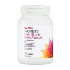 WOMAN'S FORMULA HAIR, SKIN, & NAILS 120 таблеток
