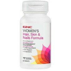 WOMAN'S FORMULA HAIR, SKIN, & NAILS 60 таблеток