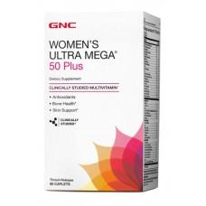 Womens Ultra Mega 50 Plus 60 капсул