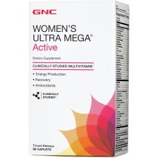 Womens Ultra Mega Active 90 капсул