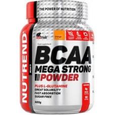 BCAA Mega Strong Powder Nutrend 500 грамм