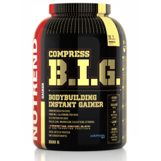 Compress B.I.G Bodybuilding Instant Gainer 2100 грамм  Nutrend