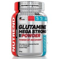 Glutamine Mega Strong Powder 500 грамм