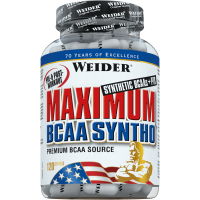 Maximum BCAA Syntho 120 капсул