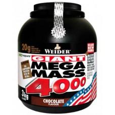 Mega Mass 4000 3000 грамм