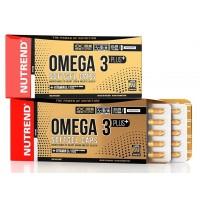 Omega 3 Plus Softgel Caps 120 капсул
