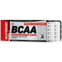 BCAA Compressed Caps 120 таблеток