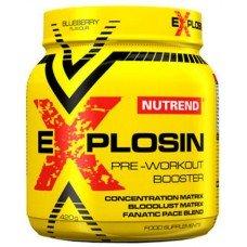Explosin Pre workout booster Nutrend 420 грамм
