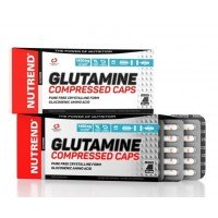Glutamine Compressed Caps 120 капсул