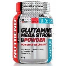 Glutamine Mega Strong Powder Nutrend 500 грамм