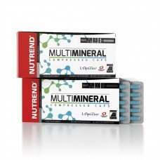 Multimineral Compressed Caps 60 капсул