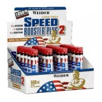 Speed Booster plus 2 (20 ампул по 25 мл)