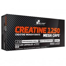 Creatine Mega Caps 1250 120 капсул