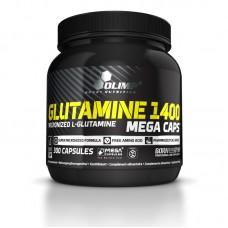 L - Glutamine Mega Caps 300 капсул